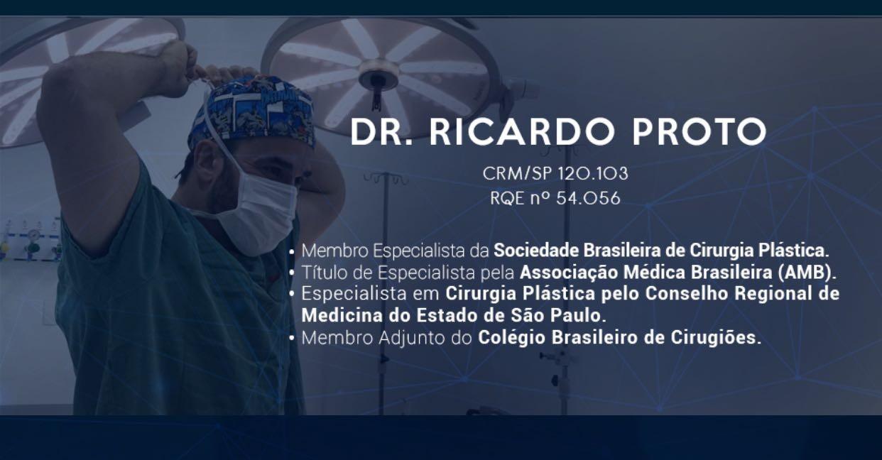 Dr. Ricardo Proto Cirurgião Plástico - Sorocaba e São Paulo